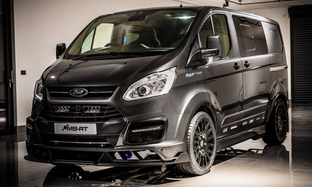 Ford Transit MS-RT R-Spec Edition
