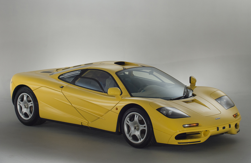 brand new' mclaren f1 for sale! priced at? - car magazine