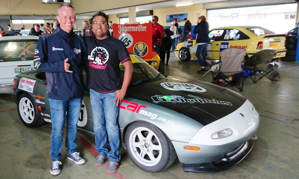 Project MX-5 gets Mike Briggs approval