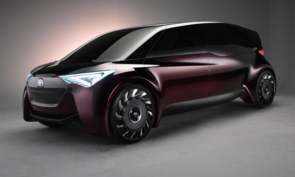 Toyota Fine-Comfort Ride Concept front