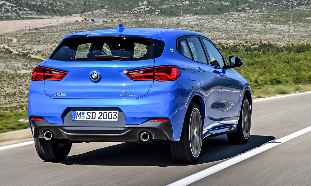 Say Hello To The All New And Sa Bound Bmw X2 Car Magazine