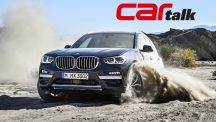 BMW X3, podcast