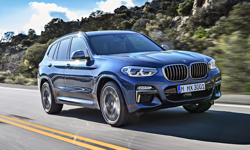 here 39 s how much the new bmw x3 will cost in sa car magazine. Black Bedroom Furniture Sets. Home Design Ideas