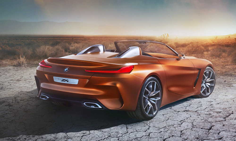 Bmw To Offer New Z4 M40i Flagship In Two Outputs Car