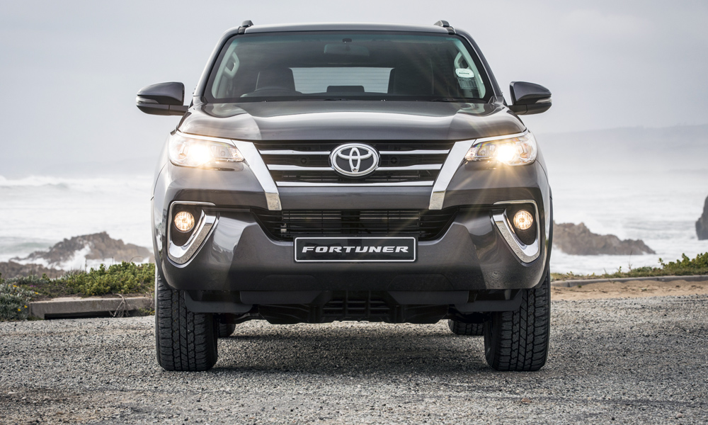 fortuner which class
