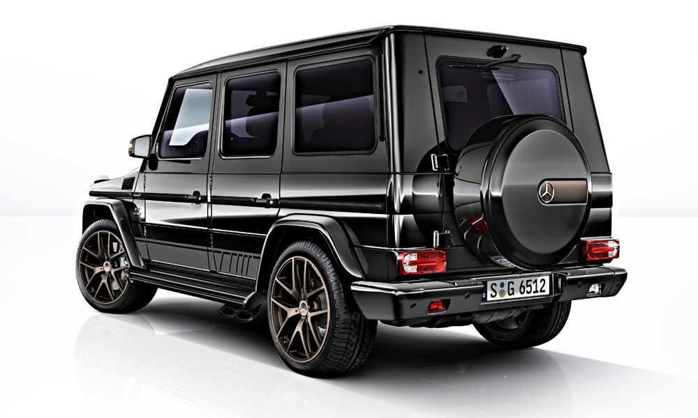 Mercedes Bids Farewell To G65 With Final Edition