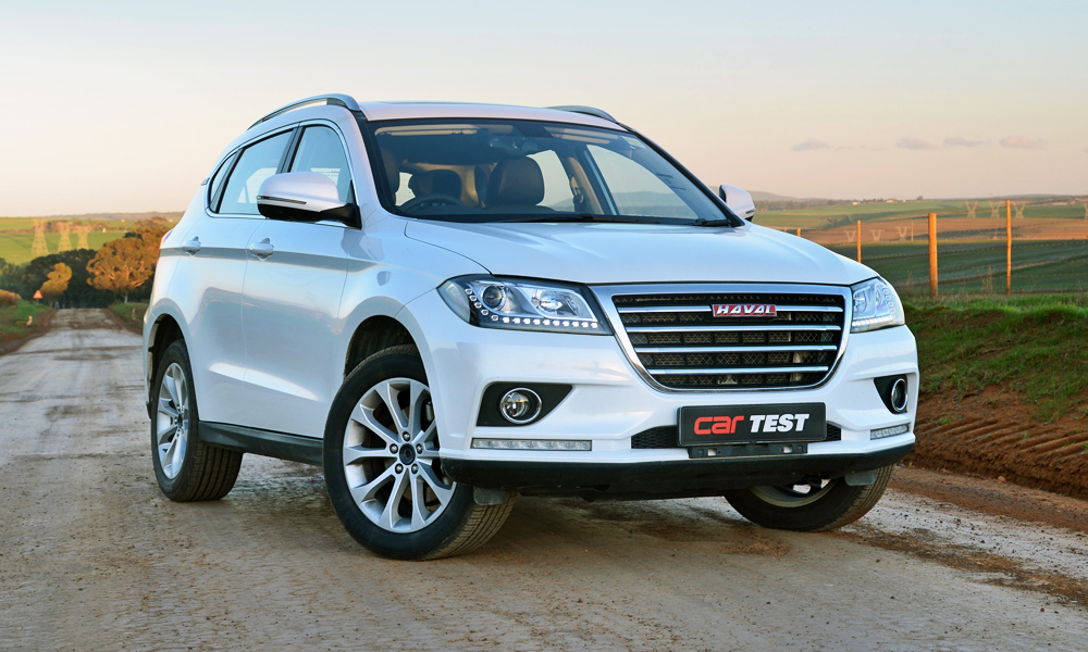 The Haval H2 is one of the best Chinese cars we have sampled.