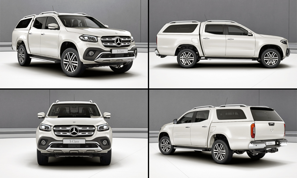 How Expensive We Could Spec An X Class In Germany Car