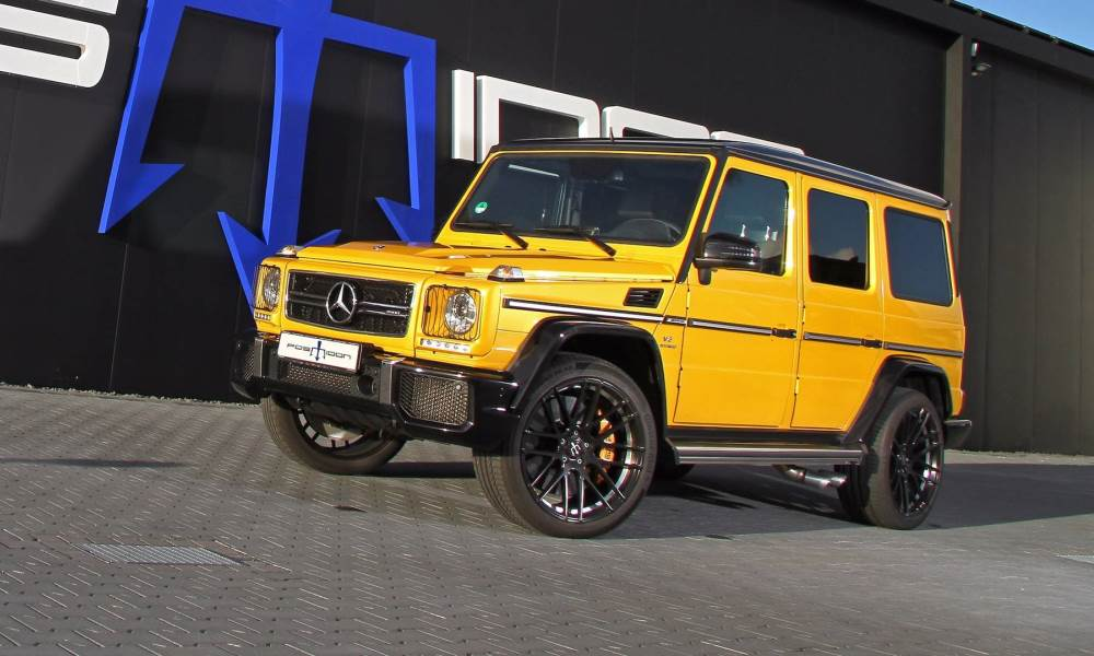 G63 RS 850 front