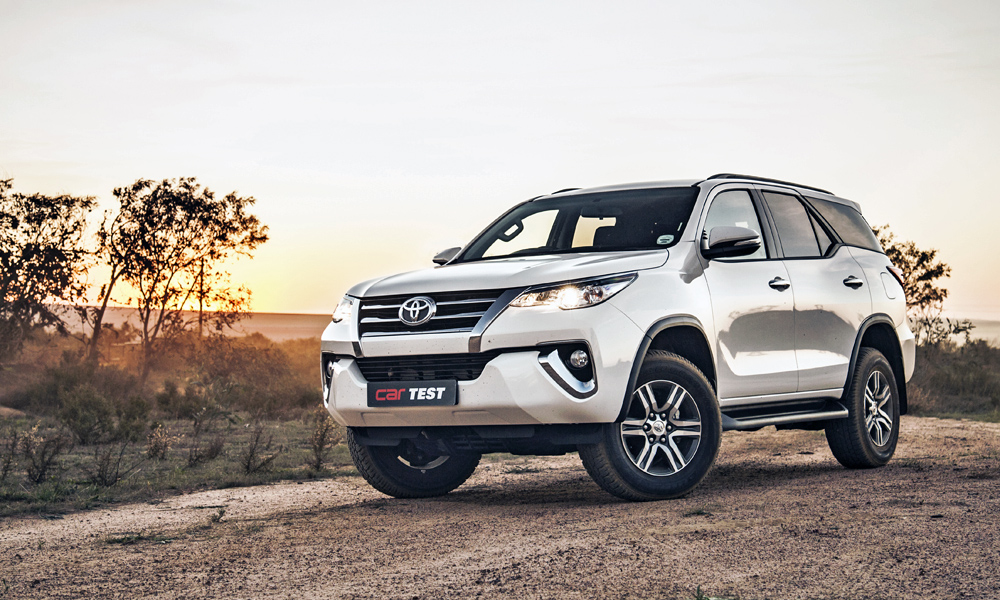 Toyota Sa Adds 4x4 Version Of 2 4 Litre Fortuner Car Magazine