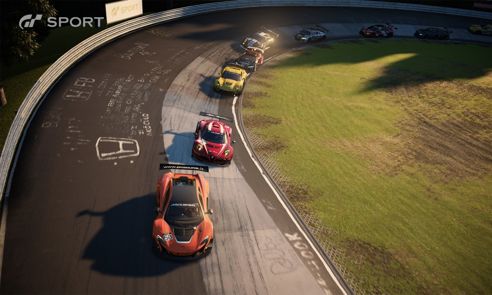 Gran Turismo has finally arrived on the PS4.