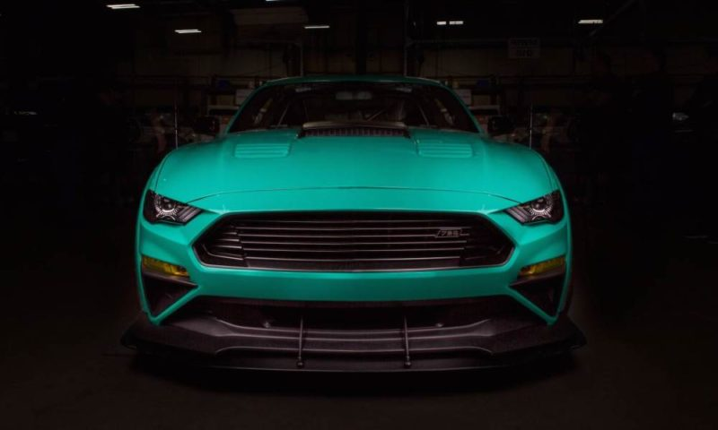 Roush Mustang 729 front