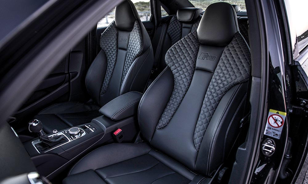 The S Sports seats will set you back a further R9 000.