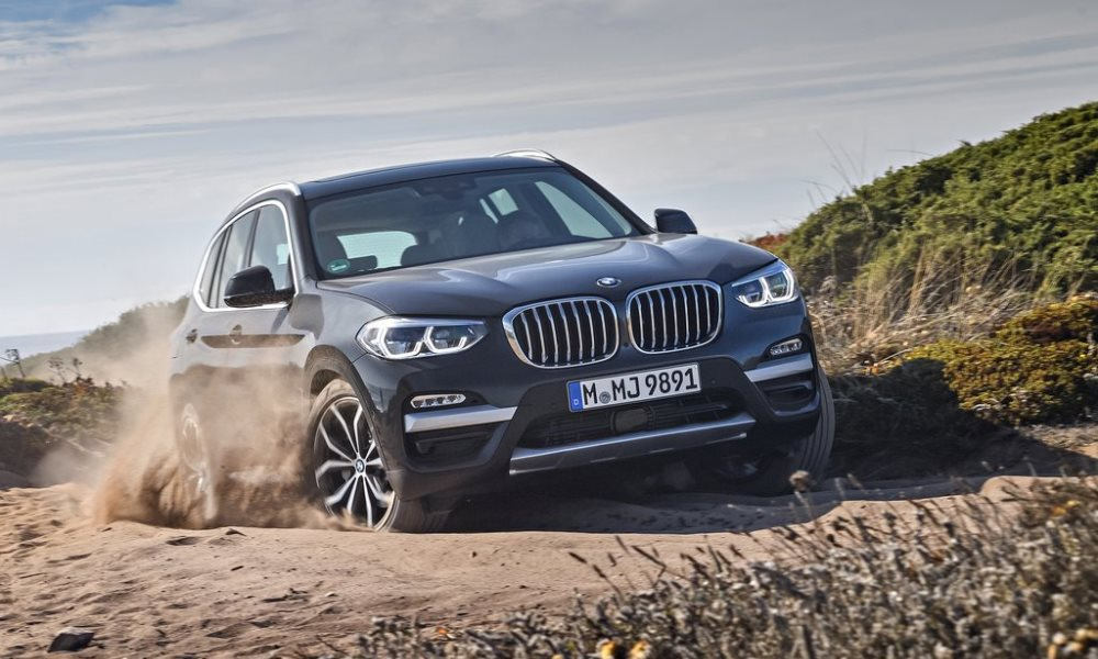The BMW X3 has arrived in South Africa.