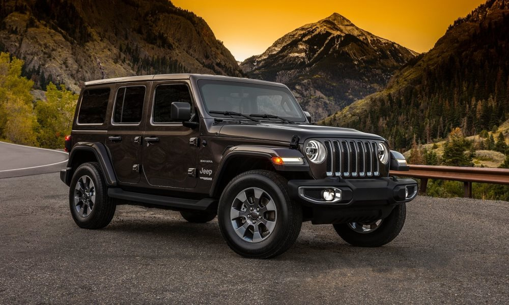Here S A First Look At The 2018 Jeep Wrangler Car Magazine