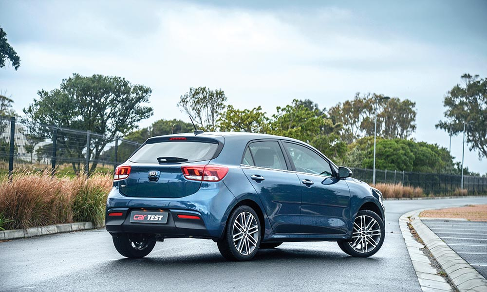 The new Rio improves on many facets of its predecessor.