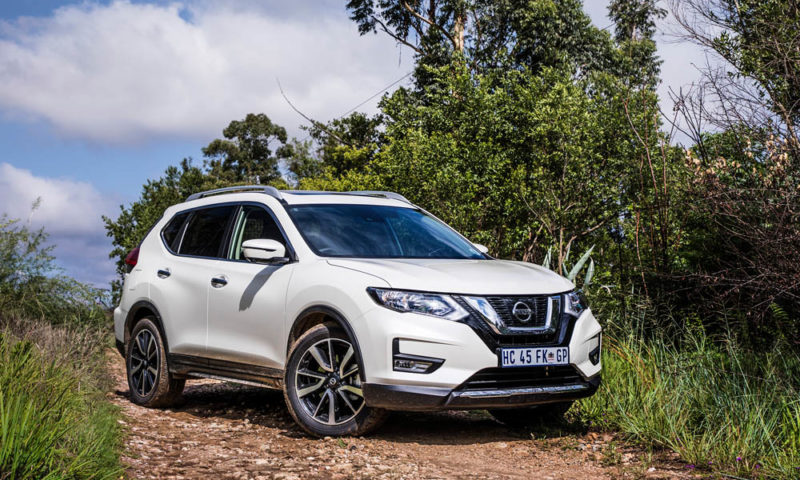 Nissan-X-trail-front