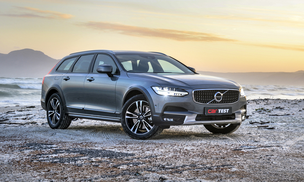 The Volvo V90 Cross Country offers something different to the plethora of SUVs.