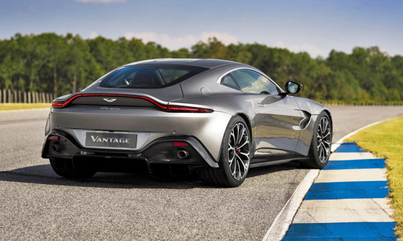 Aston Martin Fed Up Hearing Its Cars All Look Alike Car Magazine