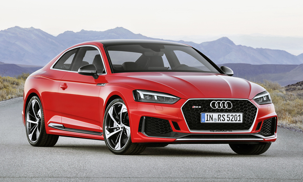 here 39 s how much the new audi rs5 coup costs in sa car magazine. Black Bedroom Furniture Sets. Home Design Ideas