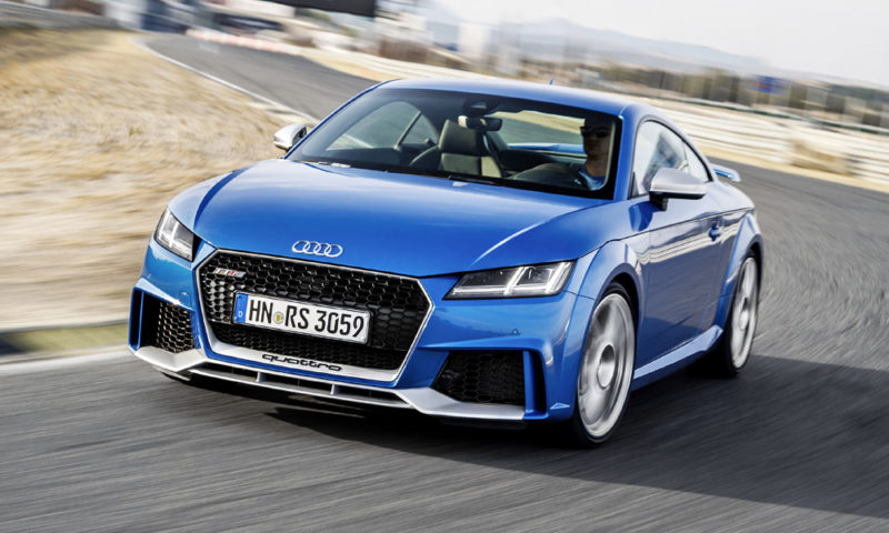 New Audi TT RS Blasts Into South Africa With KW CAR Magazine - 2018 audi tt