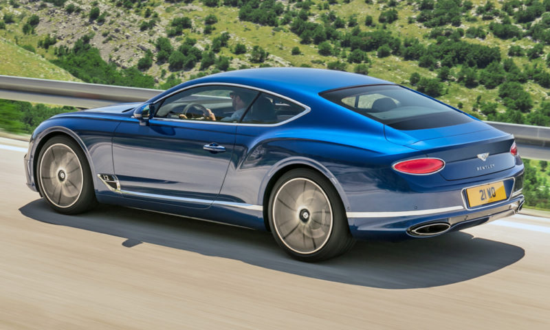 how much new bentley continental gt costs in sa - car magazine