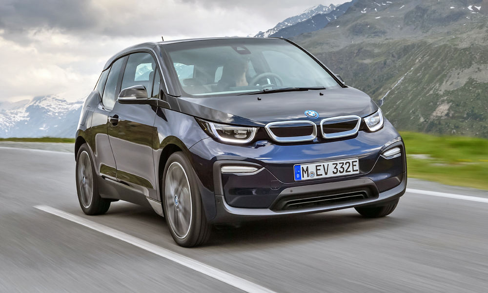 here 39 s how much the facelifted bmw i3 will cost you car magazine. Black Bedroom Furniture Sets. Home Design Ideas
