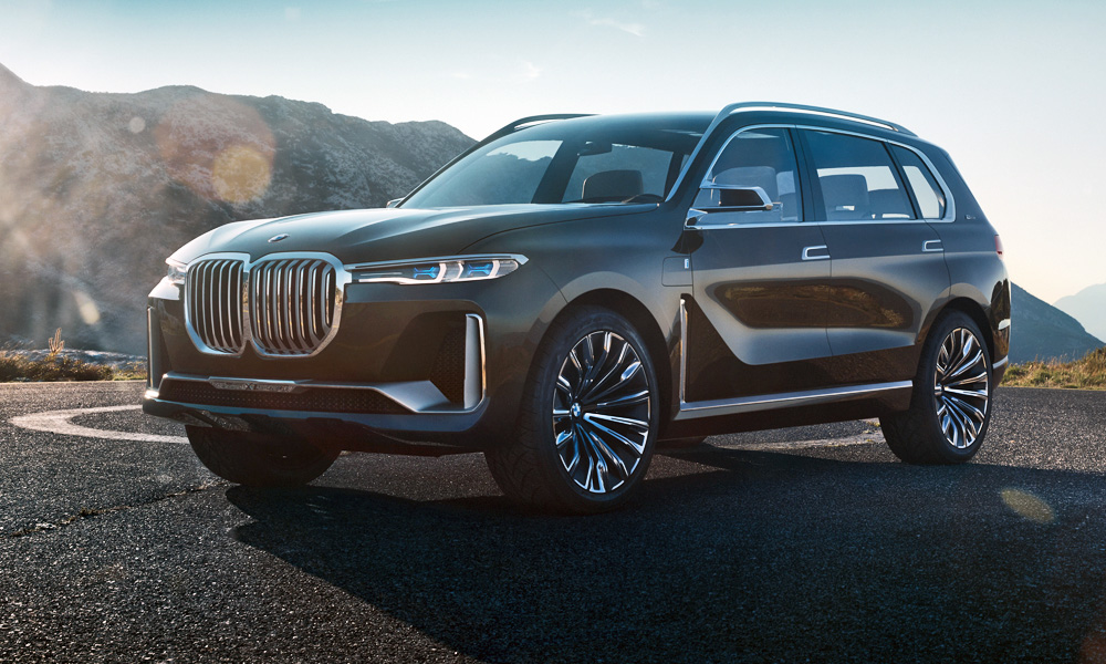 Bmw Executive Admits There Is Room For Opulent X8 Car