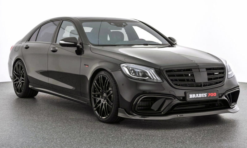 Brabus Mercedes-AMG S63 front