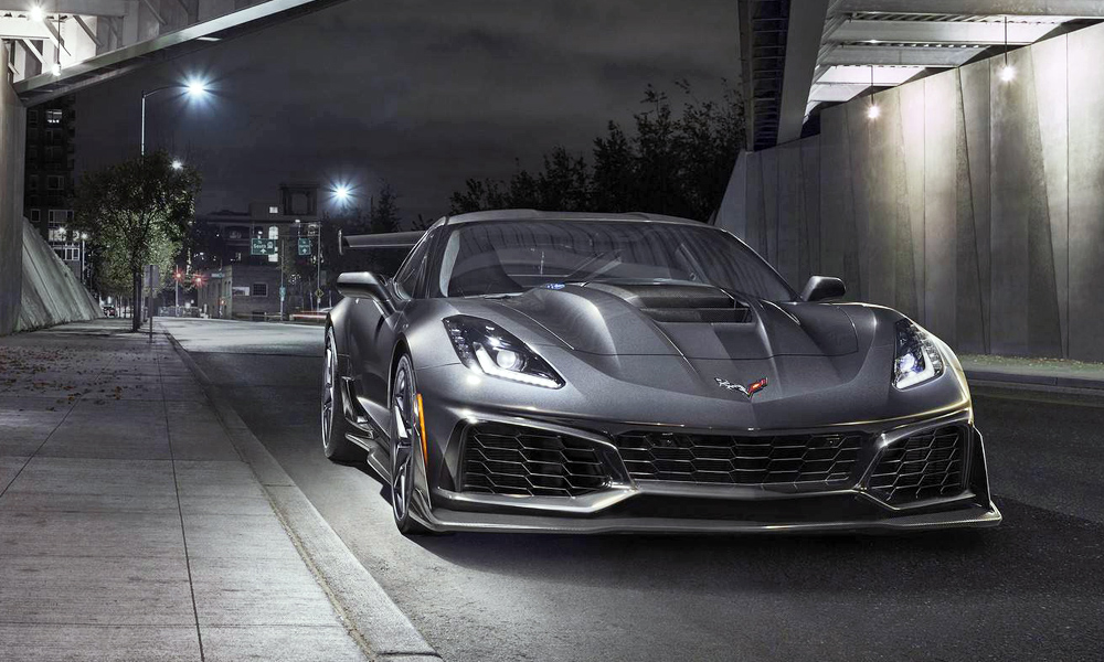The new Corvette ZR1 is the meanest car Chevy has to offer.