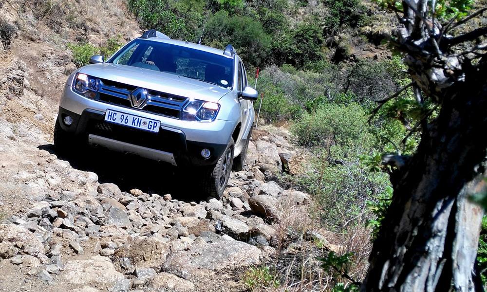 The Duster is more capable than your average 4x4 soft-roader.
