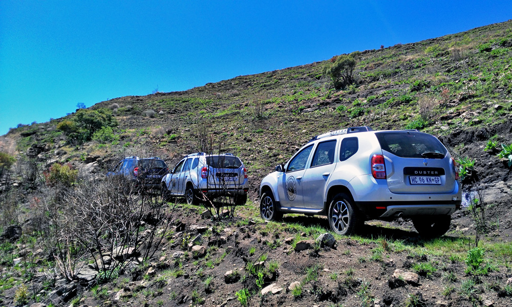 We sample the Renault Duster 1,5dCi Dynamique 4WD.