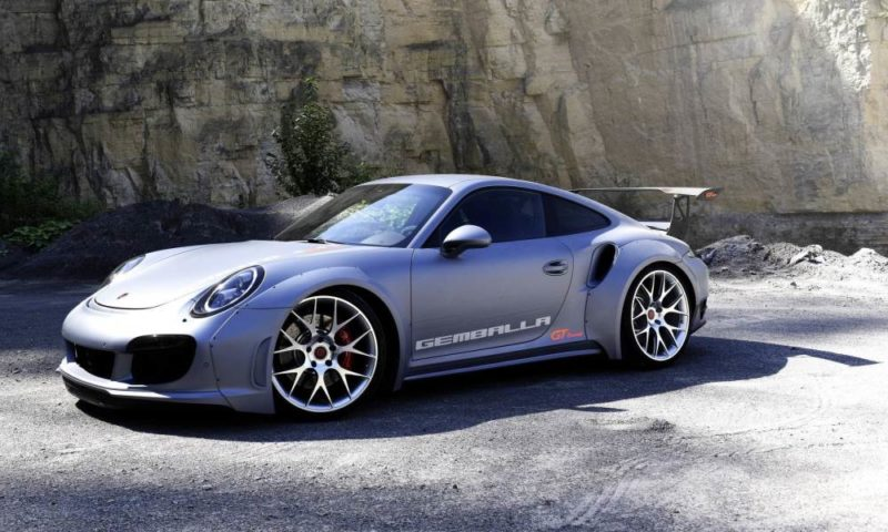 Gemballa GT Concept side