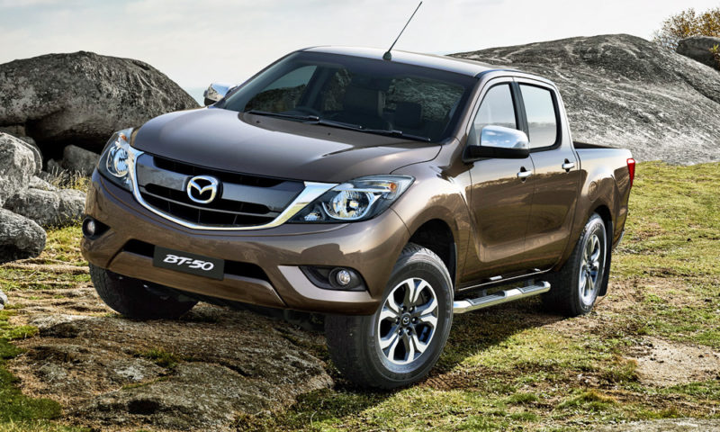 Mazda Says Next Gen Bt 50 Will Ditch Its Smiley Face Car Magazine