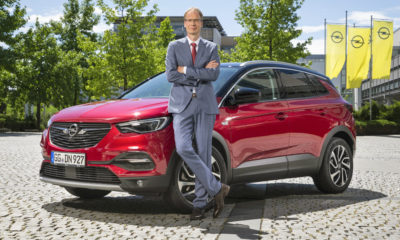 Opel plans nine new models by 2020