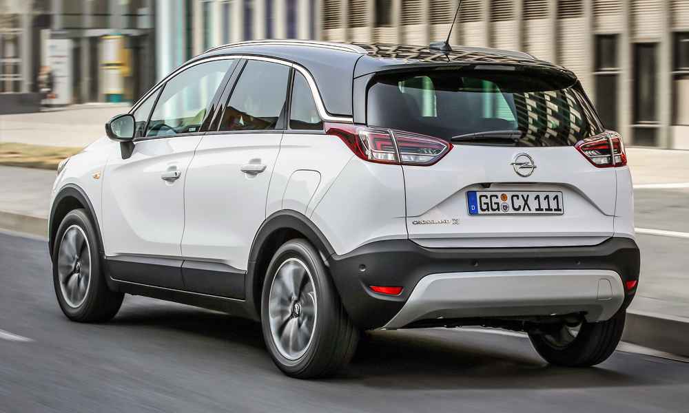 pricing new opel crossland x touches down in sa car magazine. Black Bedroom Furniture Sets. Home Design Ideas