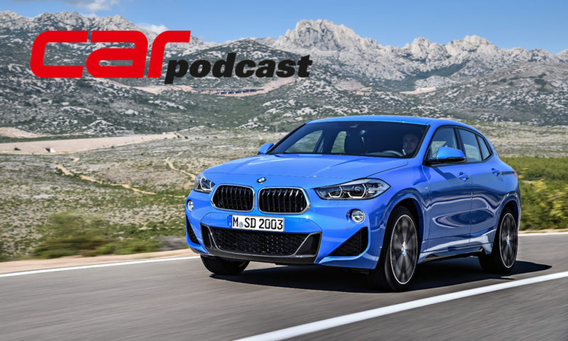 BMW X2 podcast