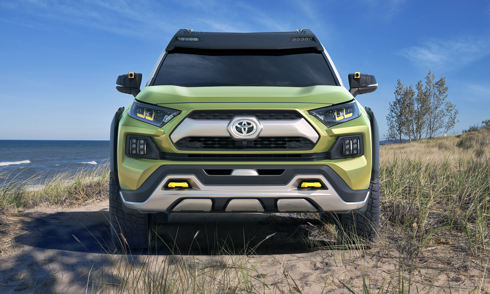 Toyota has taken the wraps off the new FT-AC.