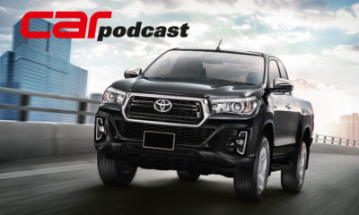 Toyota Hilux podcast