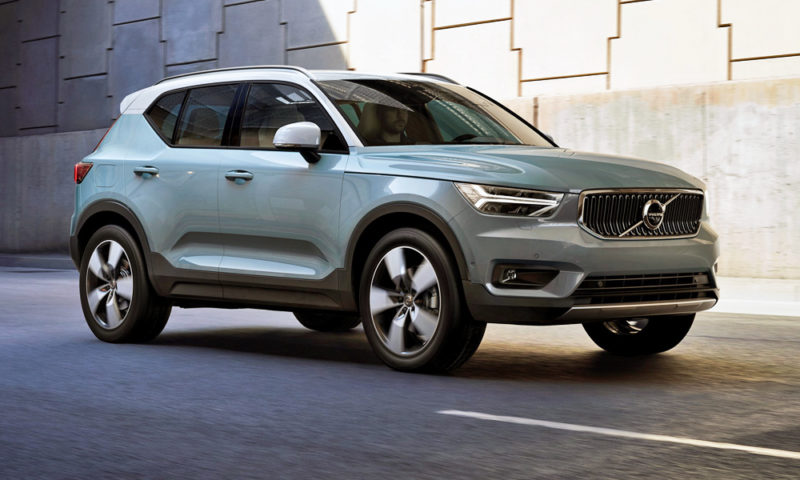 Volvo Sa Confirms Indicative Pricing For New Xc40 Car