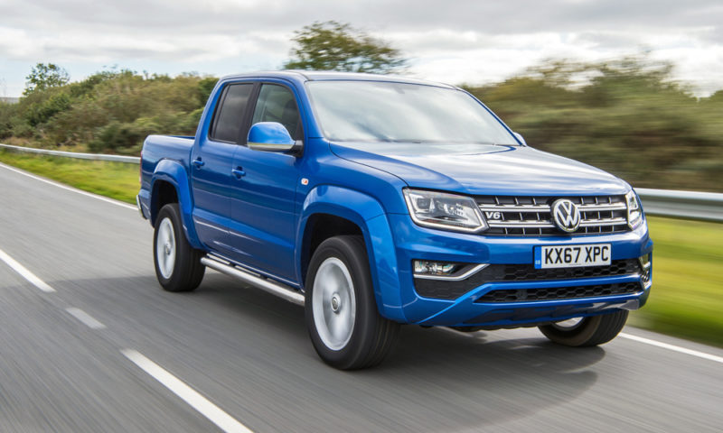 VW SA to offer manual Amarok V6 (with low-range)! - CAR magazine