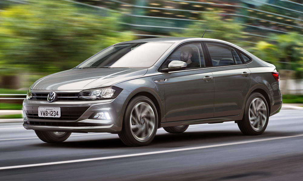 Say hello to the all-new Volkswagen Polo Sedan… - CAR magazine