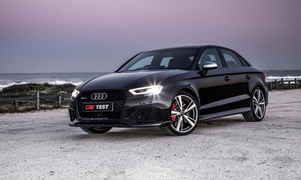 Audi RS3 Sedan Quattro S-Tronic
