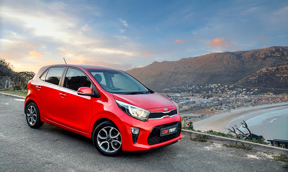 The latest Kia Picanto is an improvement over its predecessor in most areas.