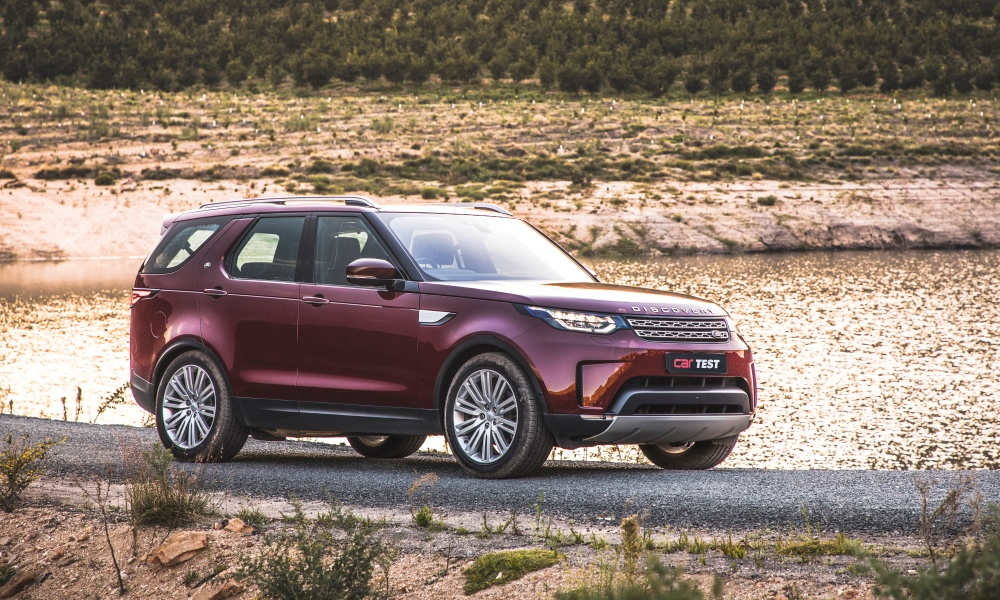 Land Rover Discovery TD6 R-Dynamic HSE