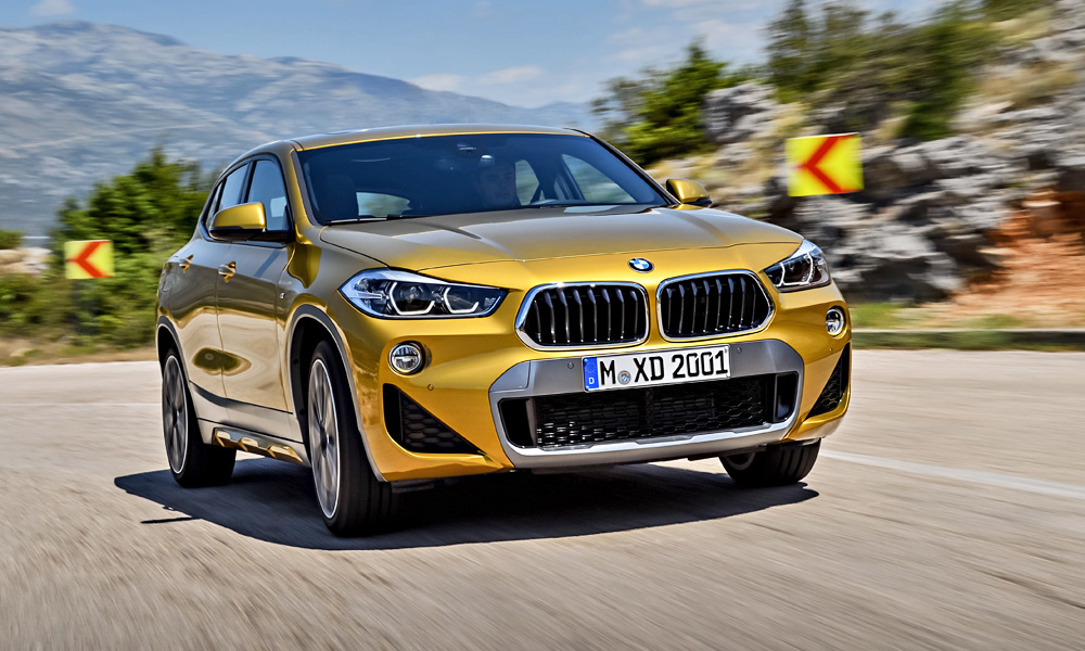 We have unearthed local pricing for the new BMW X2!