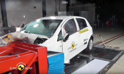Fiat Punto crash-test