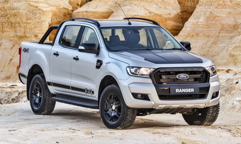 Ford Expands Ranger Fx4 Line Up Tweaks Trim Level