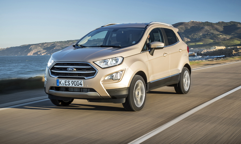 Expect the updated Ford EcoSport to arrive in SA in the second quarter of 2018.