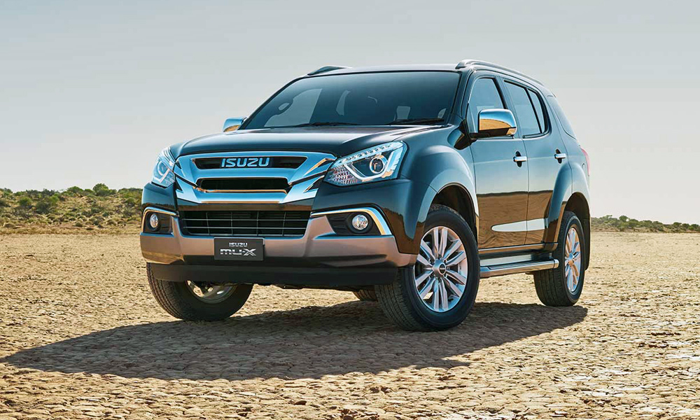 Used Car Dealer >> Isuzu MU-X, anyone? KB-based SUV coming to SA… - CAR magazine